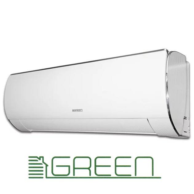 Настенный кондиционер Green GRI GRO-09 серия HH2, со склада в Санкт-Петербурге, для площади до 25м2