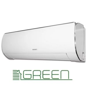 Настенный кондиционер Green GRI GRO-24 серия HH2, со склада в Санкт-Петербурге, для площади до 65м2