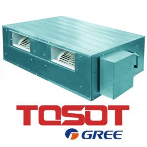 Кондиционер Tosot T60H-LD2I2T60H-LU2O со склада в Санкт-Петербурге, для площади до 160м2. Официальный дилер!