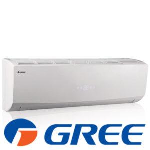 Настенный кондиционер Gree GWH07QA-K3DNC2C серия LOMO DC Inverter со склада в Санкт-Петербурге, для площади до 21м2. Официальный дилер!