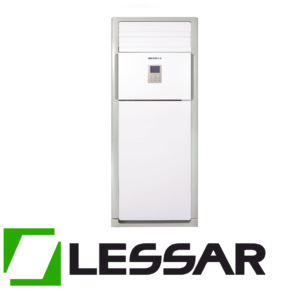 Колонный кондиционер Lessar LS-H48SIA4LU-H48SIA4 со склада в Санкт-Петербурге, для площади до 141 м2. Официальный дилер!