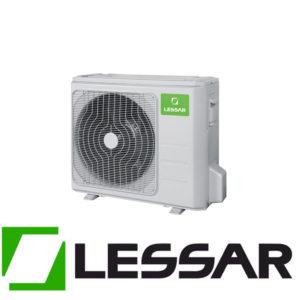 Наружный блок мульти сплит-системы Lessar LU-4HE28FMA2 серия eMagic Inverter, по низкой цене со склада в Санкт-Петербурге. Бесплатная доставка. Звоните!