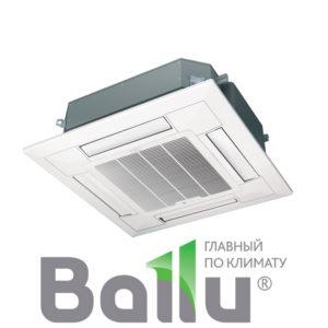 Кассетный внутренний блок мульти сплит-системы Ballu BCI-FM-12HN1/EU (compact) серия Super Free Match, по низкой цене со склада в Санкт-Петербурге. Бесплатная доставка. Звоните!