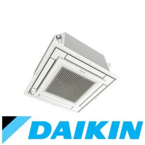 Кассетный внутренний блок мульти сплит-системы Daikin FFA35A (компакт), по низкой цене со склада в Санкт-Петербурге. Бесплатная доставка. Звоните!