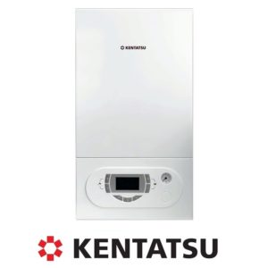 Настенный газовый котел Kentatsu Nobby Balance 12-1CS для помещений до 120 кв м, со склада в Санкт-Петербурге.