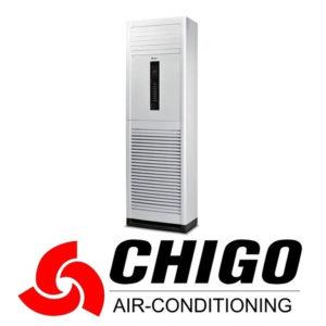 Колонный кондиционер Chigo CFI-140A6A / CFO-140A6A со склада в Санкт-Петербурге, для площади до 140 м2. Официальный дилер!