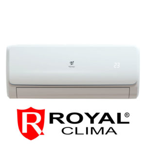 Кондиционер ROYAL CLIMA со склада в Санкт-Петербурге RC-VR39HN серия VELA для площади до 40 м2