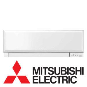 Кондиционер Mitsubishi Electric со склада в Санкт-Петербурге MSZ-EF25VEW/MUZ-EF25 VE серия Design Inverter для площади до 25 м2