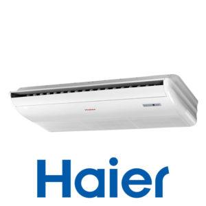 Инверторный Напольно-потолочный кондиционер Haier AC48FS1ERA(S) 1U48LS1ERB(S) со склада в Санкт-Петербурге, для площади до 125 м2. Официальный дилер!