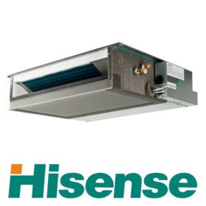 Канальный кондиционер Hisense AUD-12HX4SNL AUW-12H4SV со склада в Санкт-Петербурге, для площади до 35 м2. Официальный дилер!