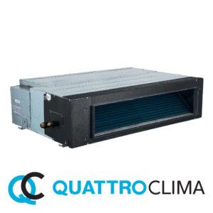 Канальный кондиционер QuattroClima QV-I18DF QN-I18UF со склада в Санкт-Петербурге, для площади до 51 м2. Официальный дилер!