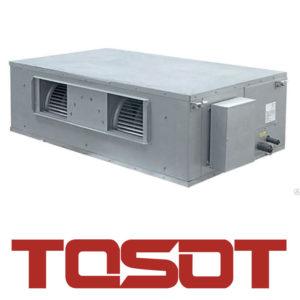 Канальный кондиционер TOSOT TFRI25C-I TFRI25C-O со склада в Санкт-Петербурге, для площади до 255 м2. Официальный дилер!