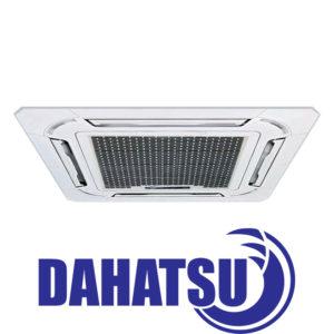 Кассетный кондиционер Dahatsu DH-CS 12 A со склада в Санкт-Петербурге, для площади до 35 м2. Официальный дилер!