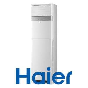 Колонный кондиционер Haier AP48DS1ERA(S) 1U48LS1EAB(S) со склада в Санкт-Петербурге, для площади до 140 м2. Официальный дилер!