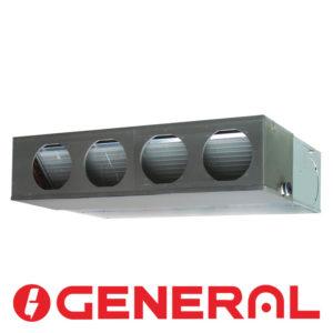Инверторный канальный внутренний блок мультизональной VRF системы General ARXA36GBLH со склада в Санкт-Петербурге для площади до 112 м2. Бесплатная доставка. Звоните!