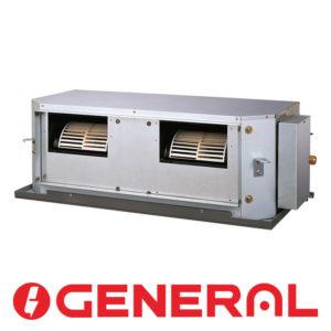 Инверторный канальный внутренний блок мультизональной VRF системы General ARXC72GBTH со склада в Санкт-Петербурге для площади до 224 м2. Бесплатная доставка. Звоните!