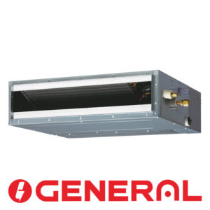 Инверторный канальный внутренний блок мультизональной VRF системы General ARXD14GALH со склада в Санкт-Петербурге для площади до 45 м2. Бесплатная доставка. Звоните!