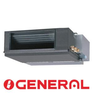 Инверторный канальный внутренний блок мультизональной VRF системы General ARXK07GCLH со склада в Санкт-Петербурге для площади до 22 м2. Бесплатная доставка. Звоните!