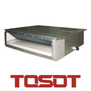 Инверторный канальный внутренний блок мульти сплит-системы Tosot T24H-FD-I со склада в Санкт-Петербурге для площади до 70 м2. Бесплатная доставка. Звоните!