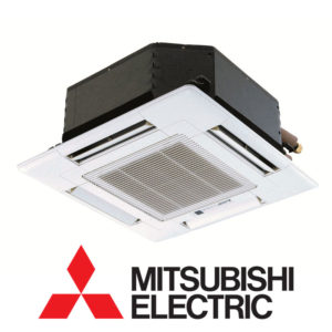 Инверторный кассетный четырехпоточный внутренний блок мульти сплит-системы Mitsubishi Electric SLZ-KF35VA2 со склада в Санкт-Петербурге для площади до 35 м2. Бесплатная доставка. Звоните!