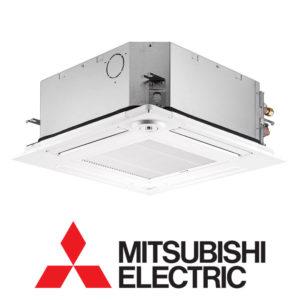 Инверторный кассетный четырехпоточный внутренний блок мульти сплит-системы Mitsubishi Electric SLZ-M35FA со склада в Санкт-Петербурге для площади до 35 м2. Бесплатная доставка. Звоните!