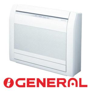 Инверторный напольный внутренний блок мультизональной VRF системы General AGHA007GCAH со склада в Санкт-Петербурге для площади до 22 м2. Бесплатная доставка. Звоните!