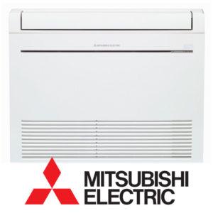 Инверторный напольный внутренний блок мульти сплит-системы Mitsubishi Electric MFZ-KJ50VE со склада в Санкт-Петербурге для площади до 50 м2. Бесплатная доставка. Звоните!
