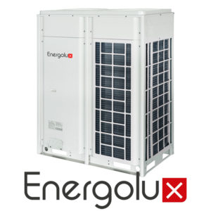 Инверторный наружный блок мультизональной VRF системы Energolux SMZU120V2AI со склада в Санкт-Петербурге для площади до 335 м2. Бесплатная доставка. Звоните!