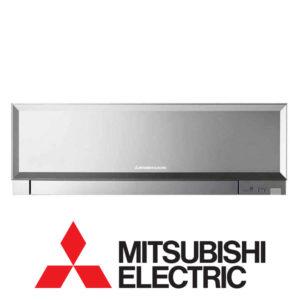 Инверторный настенный внутренний блок мульти сплит-системы Mitsubishi Electric MSZ-EF25VES со склада в Санкт-Петербурге серия Design Inverter для площади до 25 м2. Бесплатная доставка. Звоните!