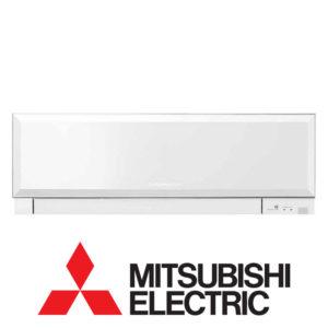 Инверторный настенный внутренний блок мульти сплит-системы Mitsubishi Electric MSZ-EF25VEW со склада в Санкт-Петербурге серия Design Inverter для площади до 25 м2. Бесплатная доставка. Звоните!