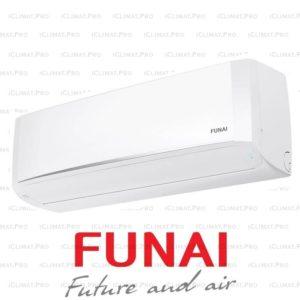 Кондиционер FUNAI RACI-SN50HP.D03 серии Sensei Inverter с установкой со склада в Санкт-Петербурге для площади до 50м2.